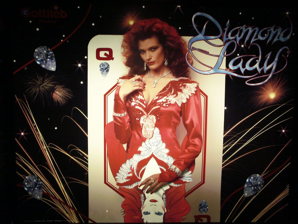 rgcpinball.com - Gottlieb Diamond Lady