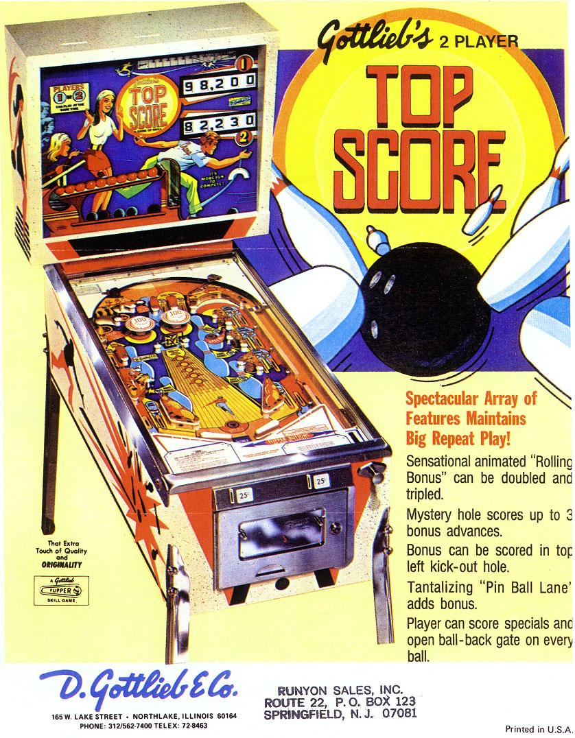 buying a pinball machine